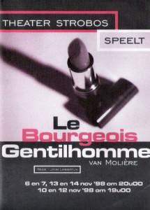 Le bourgois gentilhomme (1998)