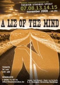 Lie of the mind (2008)